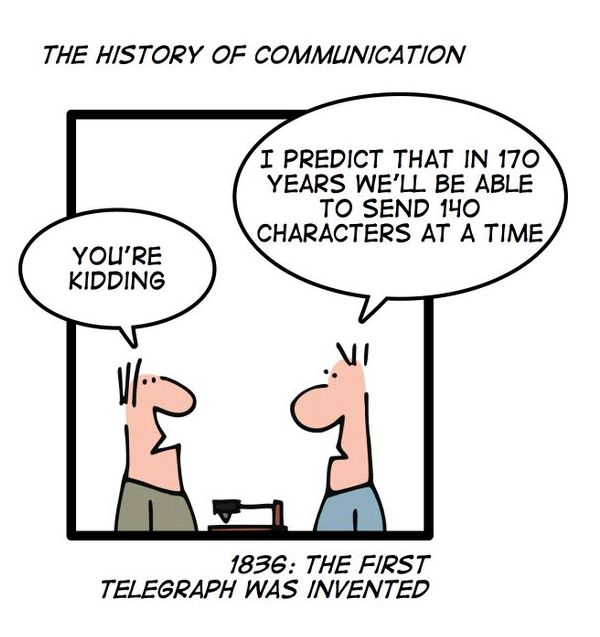 The biggest problem in business is Communication