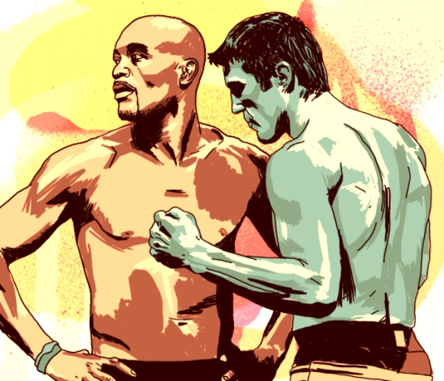 Man Lessons Learned from Anderson Silva vs Chael Sonnen II @ UFC 148