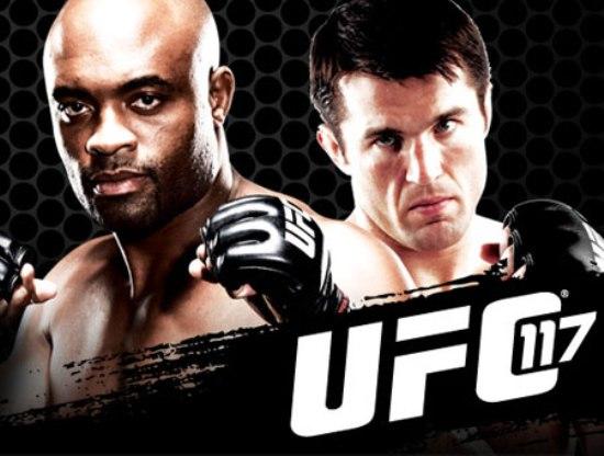 Free Fight: Anderson Silva vs Chael Sonnen UFC 117