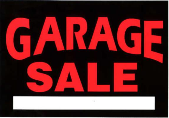 9 Things Not to Buy at a Garage Sale