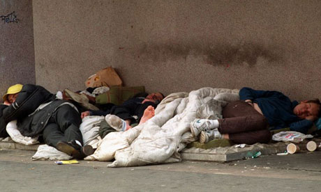 my night on the street how emerging from homelessness is