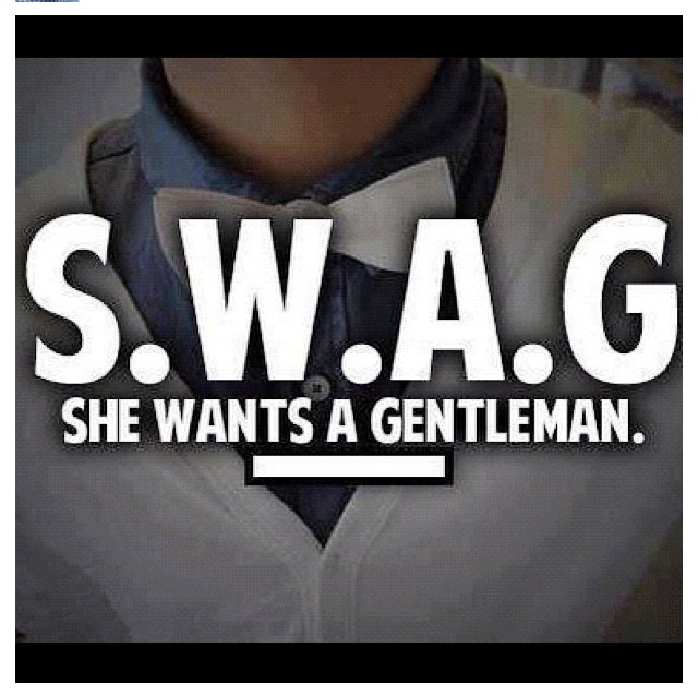 She wants a gentleman