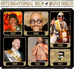 movember winners