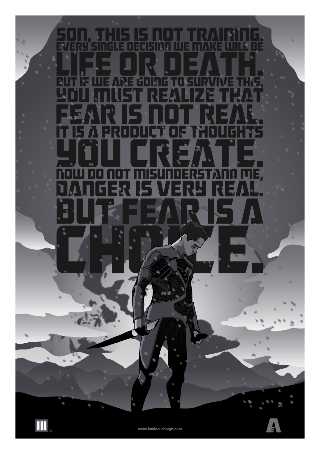 After Earth Will Smith Quote
