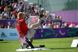 No excuses Matt Stutzman at London Paralympics 2012