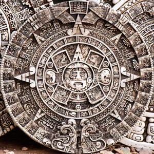 Mayan Long Count Calendar
