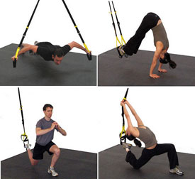 trx suspension workout