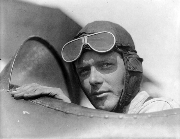 Great Story on Courage: Charles Lindbergh | The Spirit of St Louis
