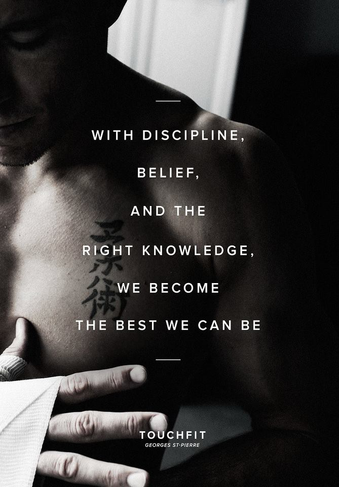 GSP Quotes With Discipline