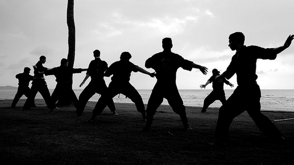 7 Martial Arts Training Tips