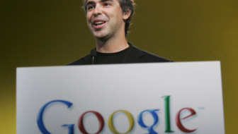 Larry Page, Google's Co-Founder and CEO, Leads their stock to $900
