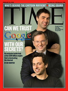 Larry Page Time Magazie Cover