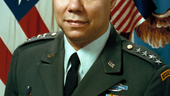 General Colin Powell's 13 Rules of Leadership