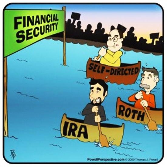 IRA vs Roth IRA