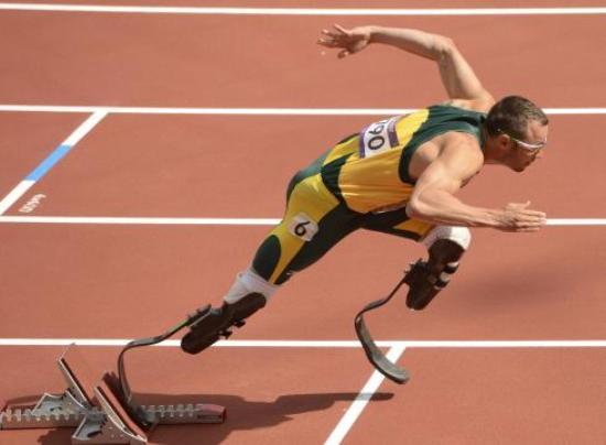 Kicking Fear in the Face – Blade Runner Oscar Pistorius