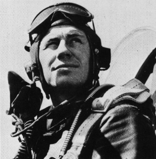 Chuck Yeager Overcome Fear