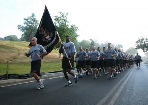 Army Running Cadences