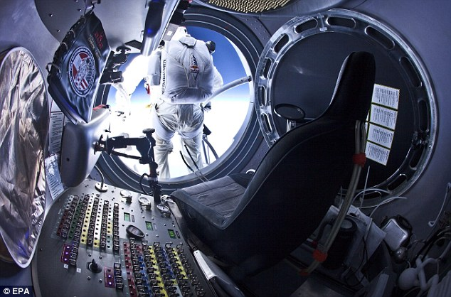 Fearless Felix Baumgartner | Beating Claustrophobia & Shattering Records