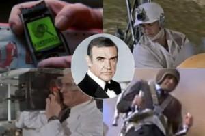 James Bond Gagdets
