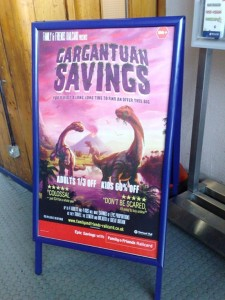 gargantuan savings