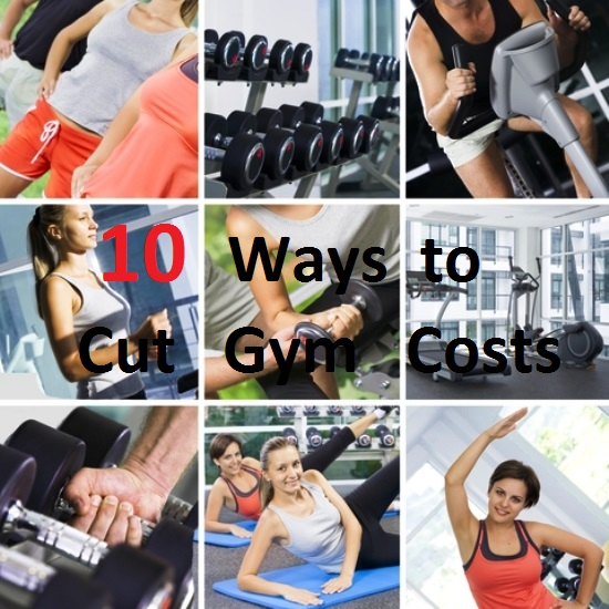 10 Ways to Cut Your Gym Membership Cost