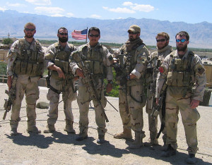 SEALs of Operation Red Wings, Murphy is on the far right.
