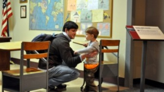 Dads: School Isn't Just a Woman's World – Get Involved in Your Kid's Education