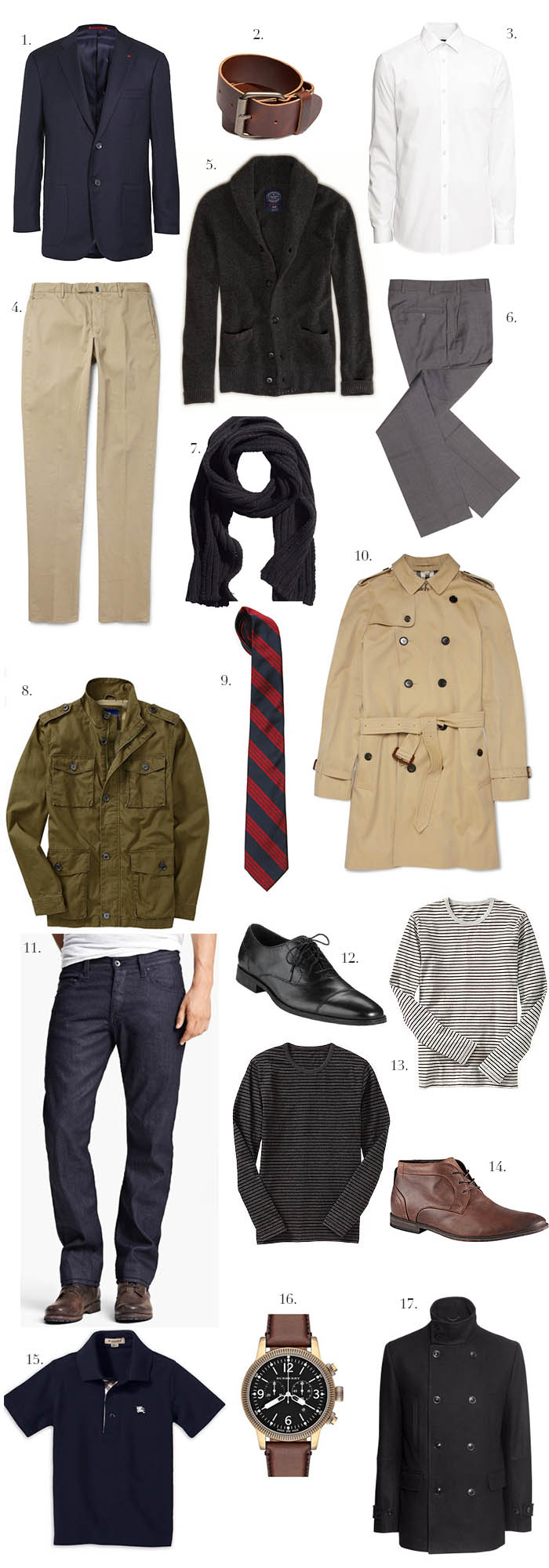 Wardrobe Must Haves: How To Look Fresh For Fall With These 18 Wardrobe Must Haves
