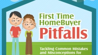 12 Pitfalls You Must Avoid When Buying Your First Home [Infographic]