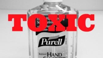DIY Non-Toxic Hand Sanitizer