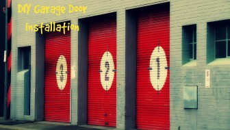 DIY: Installing a Garage Door is as Easy as 1-2-3